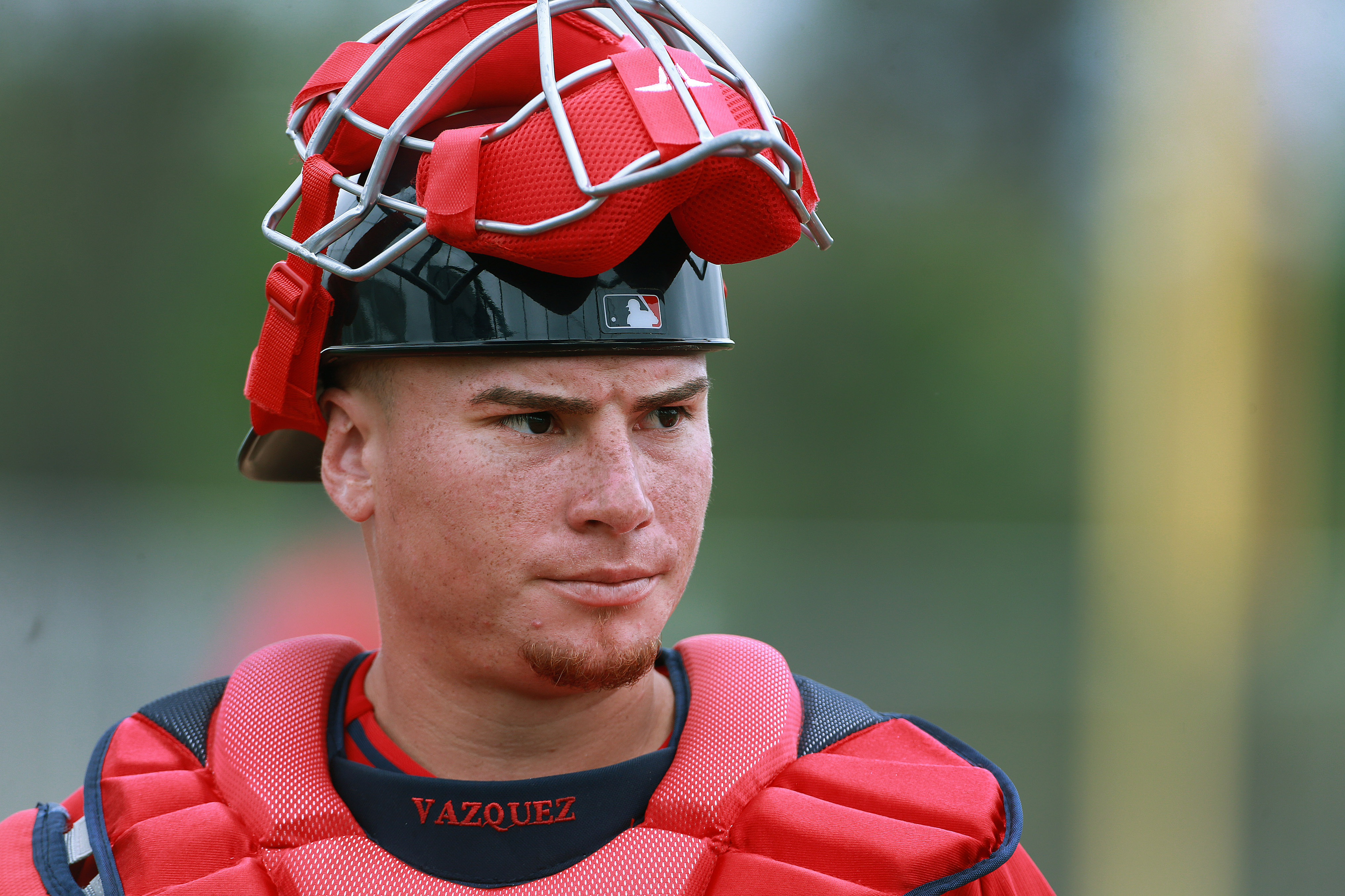 Report  Christian Vazquez to See Dr. James Andrews On Elbow Injury ... af3802f282b