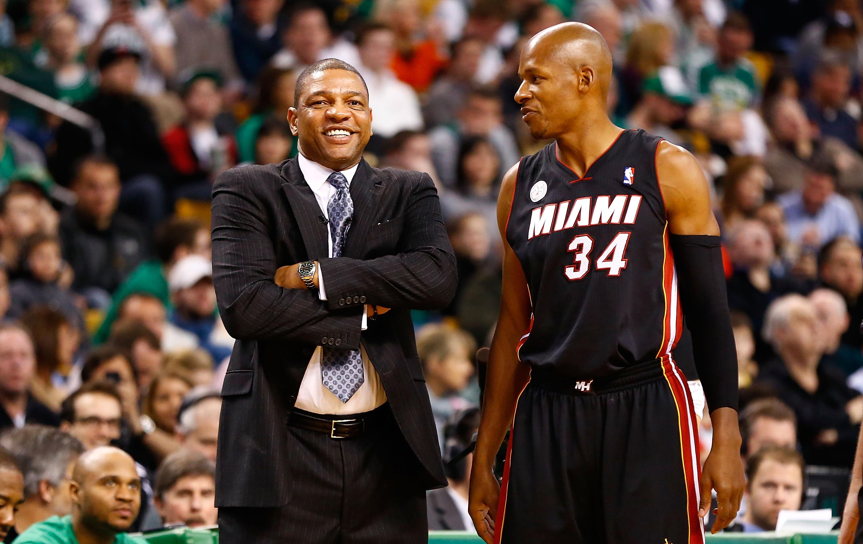 Could Ray Allen Rejoin Doc Rivers in LaLa Land Celtics Blog
