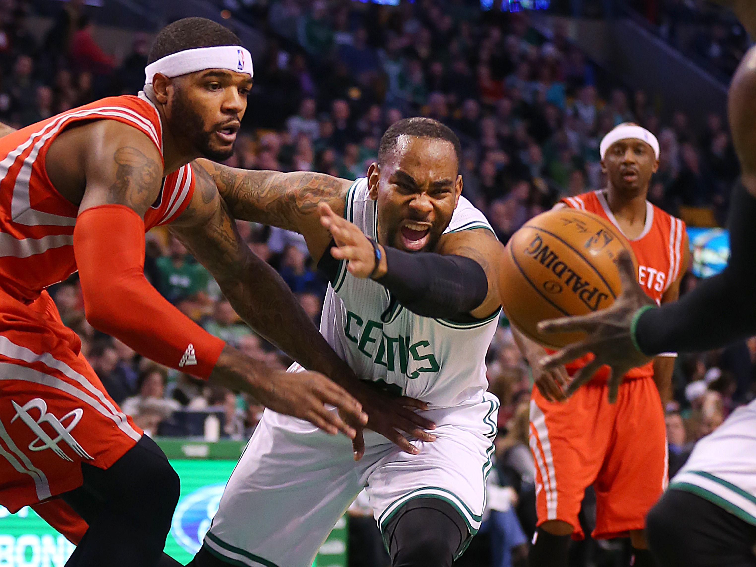 Celtics Show Defensive Grit, But Comeback Falls Short vs. Rocke…