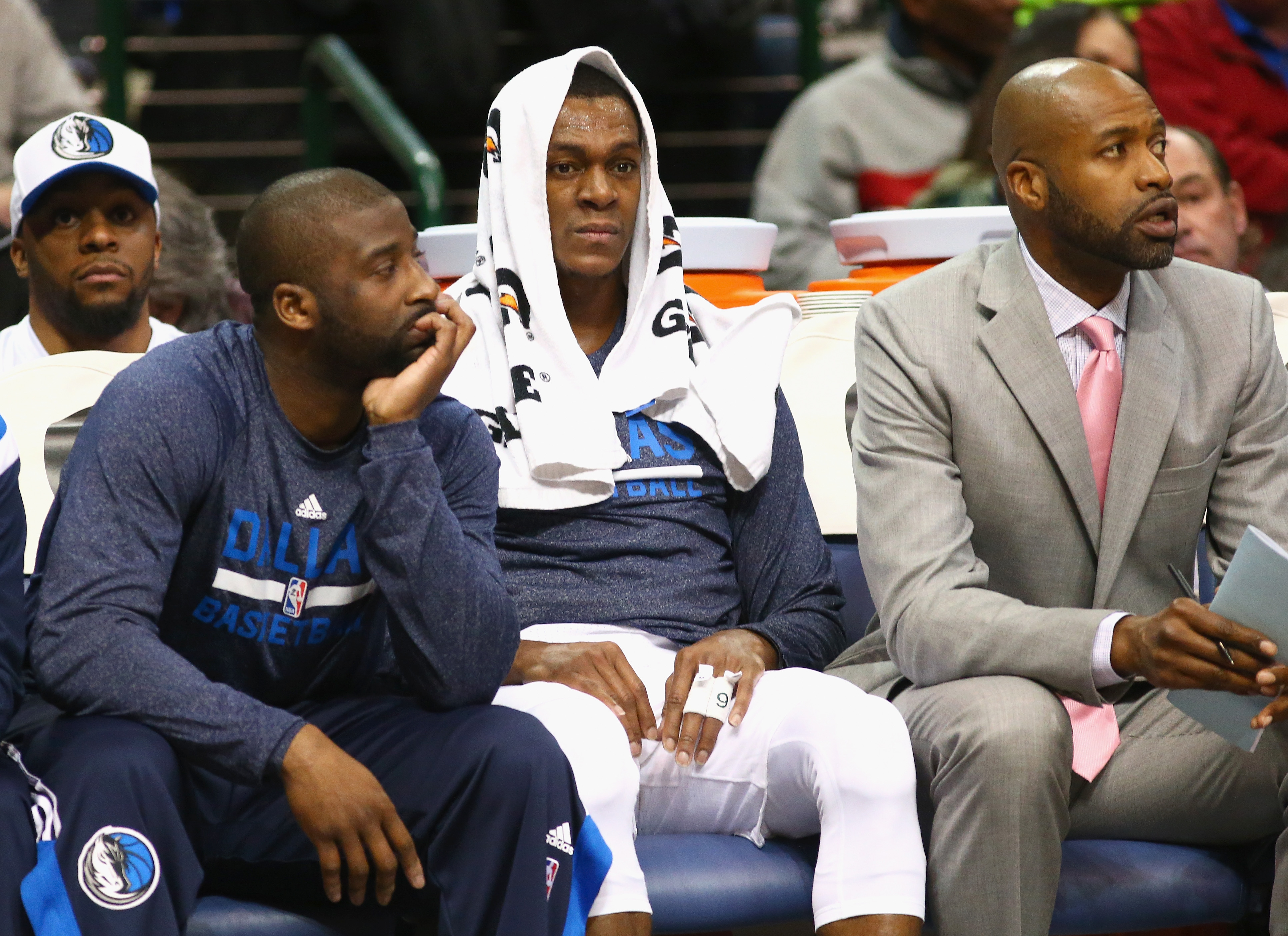 Rajon Rondo Suspended One Game For 'Conduct Detrimental to Team…