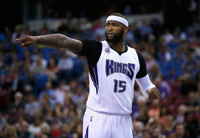 Report: Celtics Plan on Targeting DeMarcus Cousins Via Trade