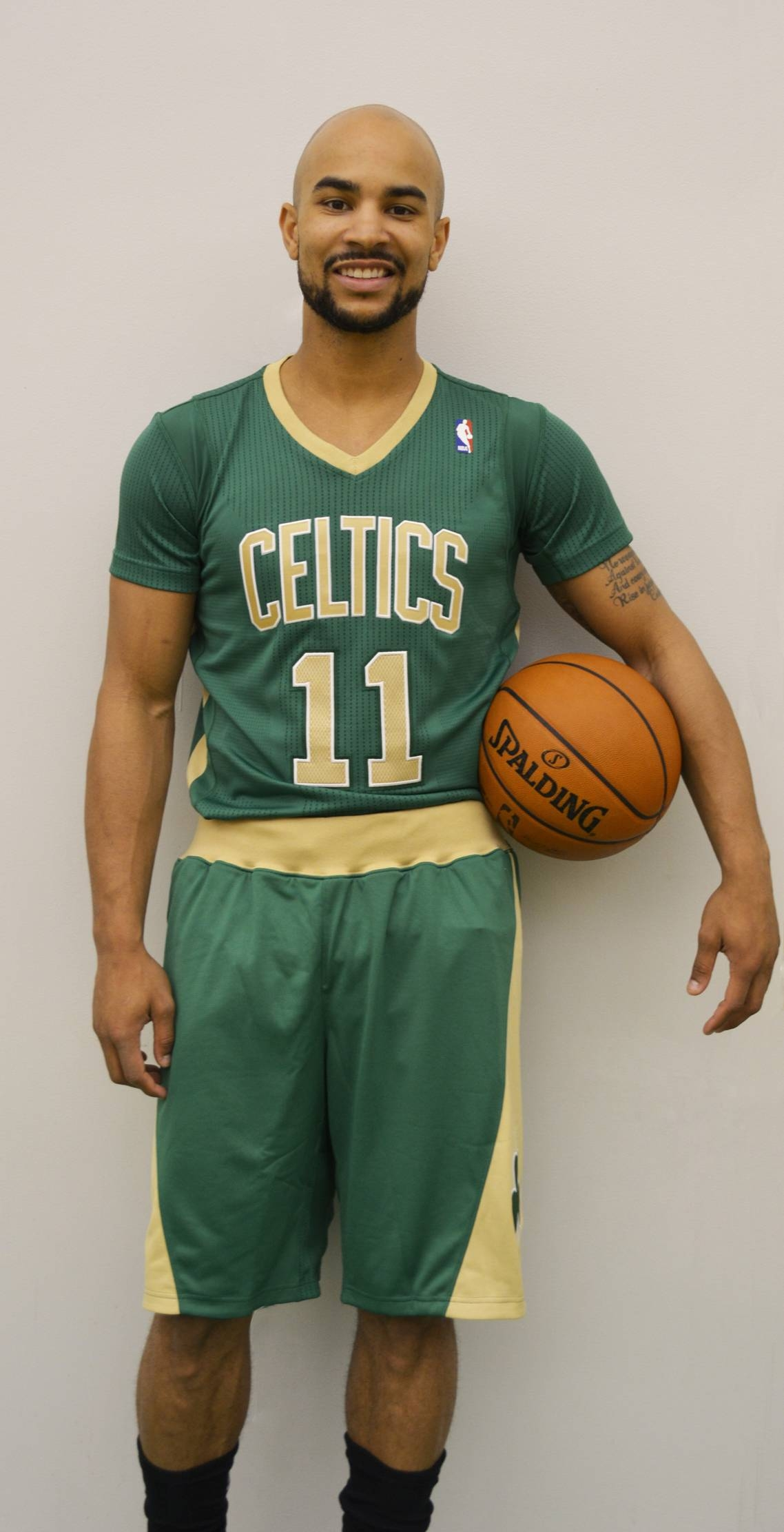 Celtics Uniform 32