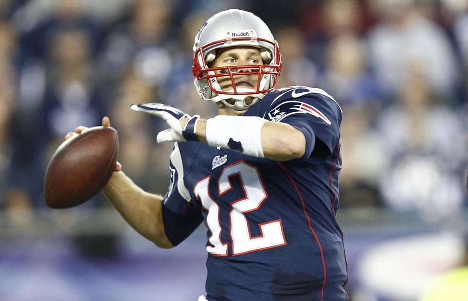 Patriots  age-old tale  Never quit on Brady 8df7ffa23