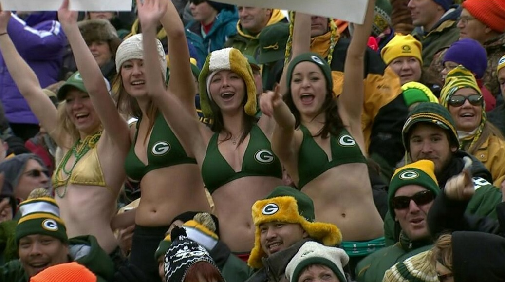 Packers only dating site