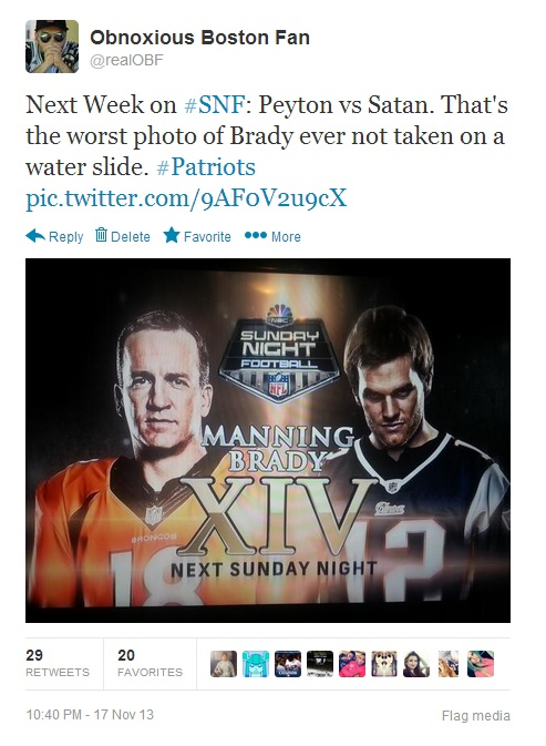 Guess someone in the NBC Sports graphic department has a thing against Tom  Brady. 22c6cc170ce5