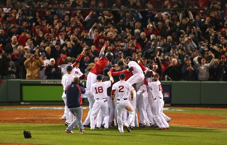 Improbable Dream now reality for 2013 World Series champion