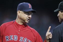 Terry Francona-Boston Red Sox got slammed by