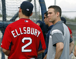 Theo Epstein-Boston Red Sox will be trying to end every curse for the Chicago Cubs