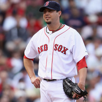 Happy hour is over for Josh Beckett-Boston Red Sox
