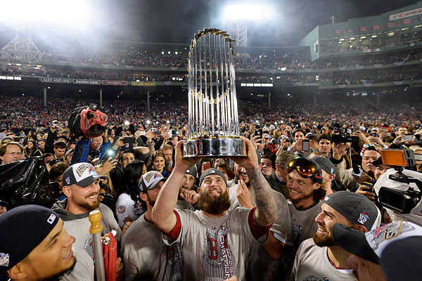 There was plenty to be thankful for on the Boston sports scene before  Sunday night s latest