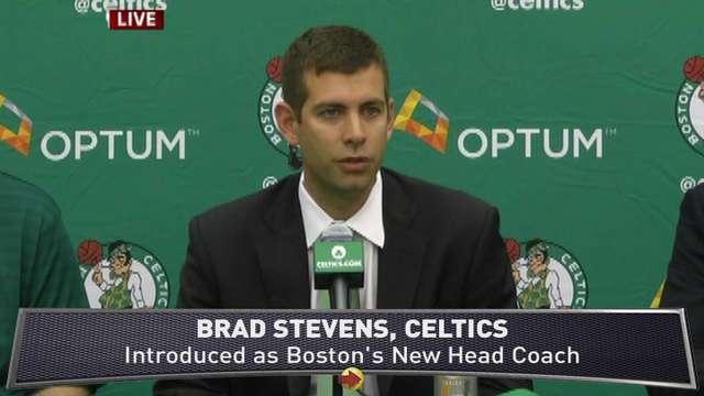 Celtics Usher In The Brad Stevens Age Stats Driven Boston Sports Statistics Blog