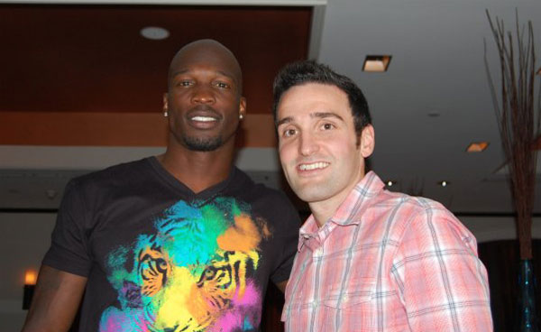 Will DiTullio and Chad Ochocinco