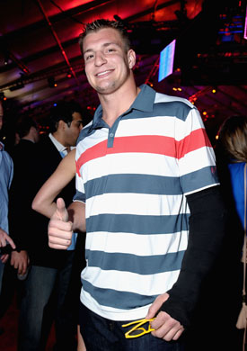 Let Gronkowski be: Once again, the personal and not-so private …