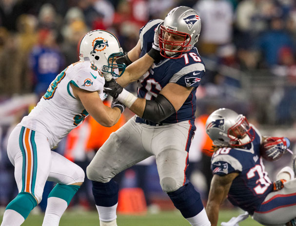 For Patriots offseason, Vollmer should come first