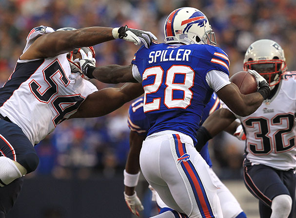Game 1 preview: Patriots at Bills