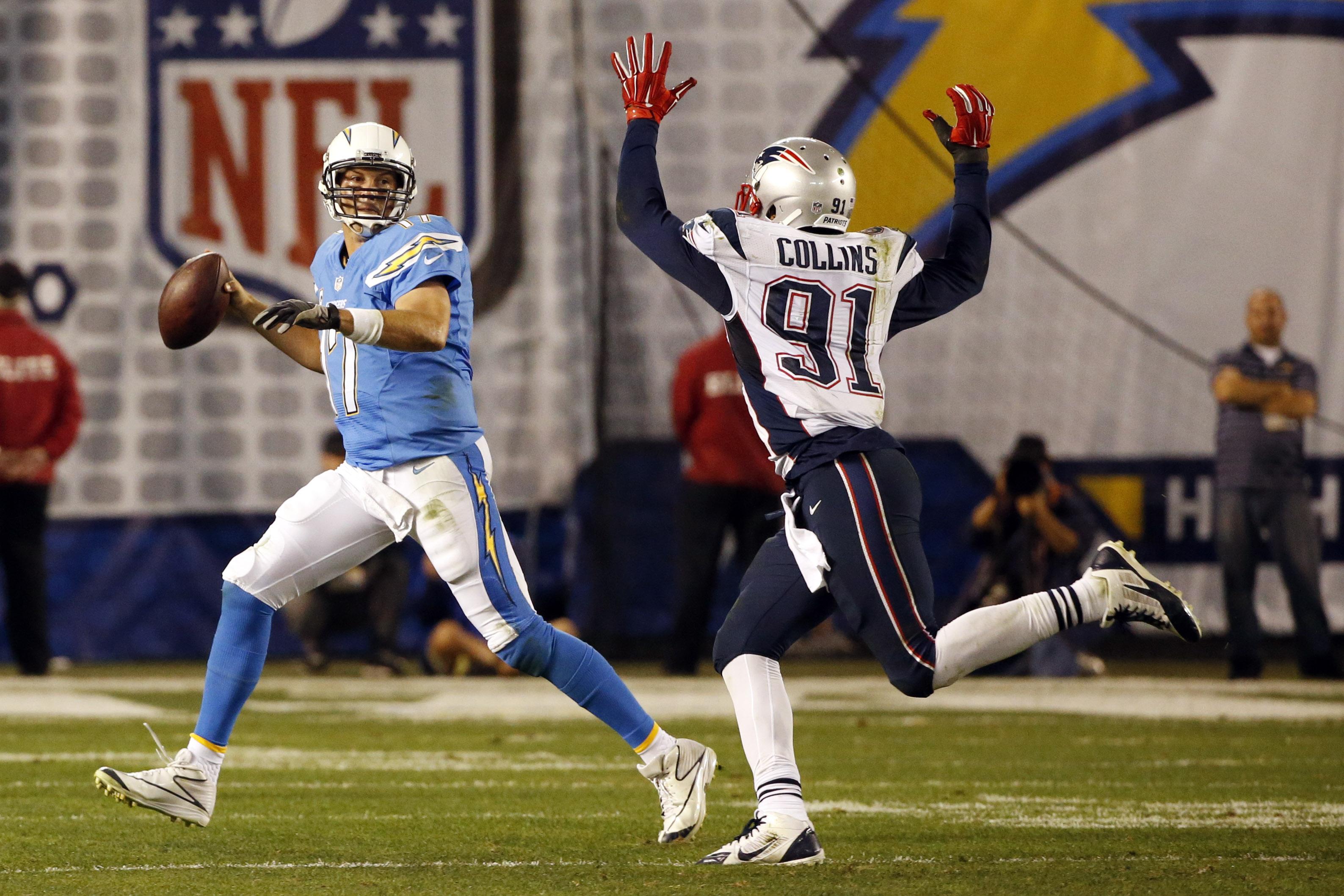 Patriots Stock Report Jamie Collins Boosts Patriots Pass Rush