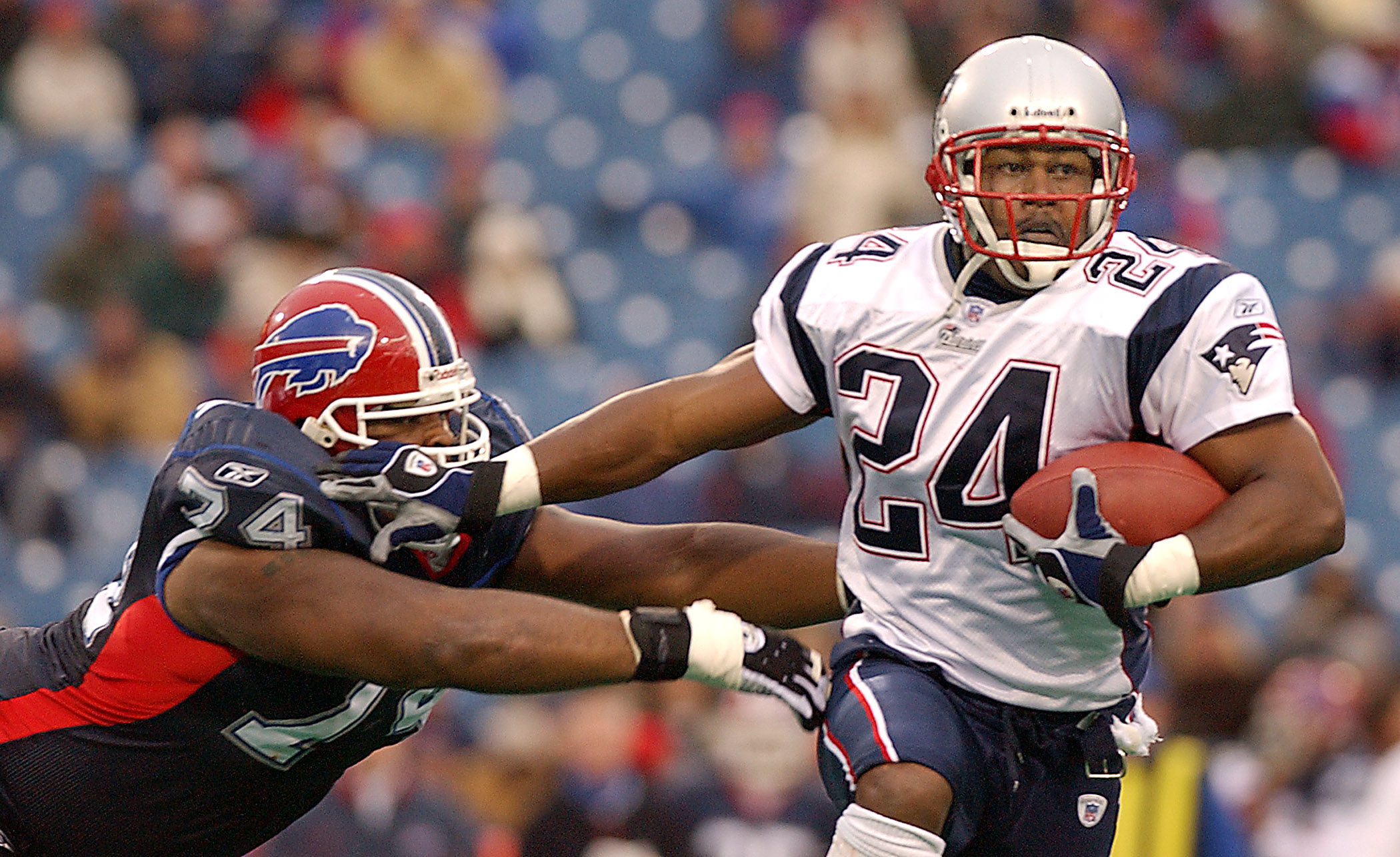 ty law u0026 39 s legacy honored with patriots hall of fame