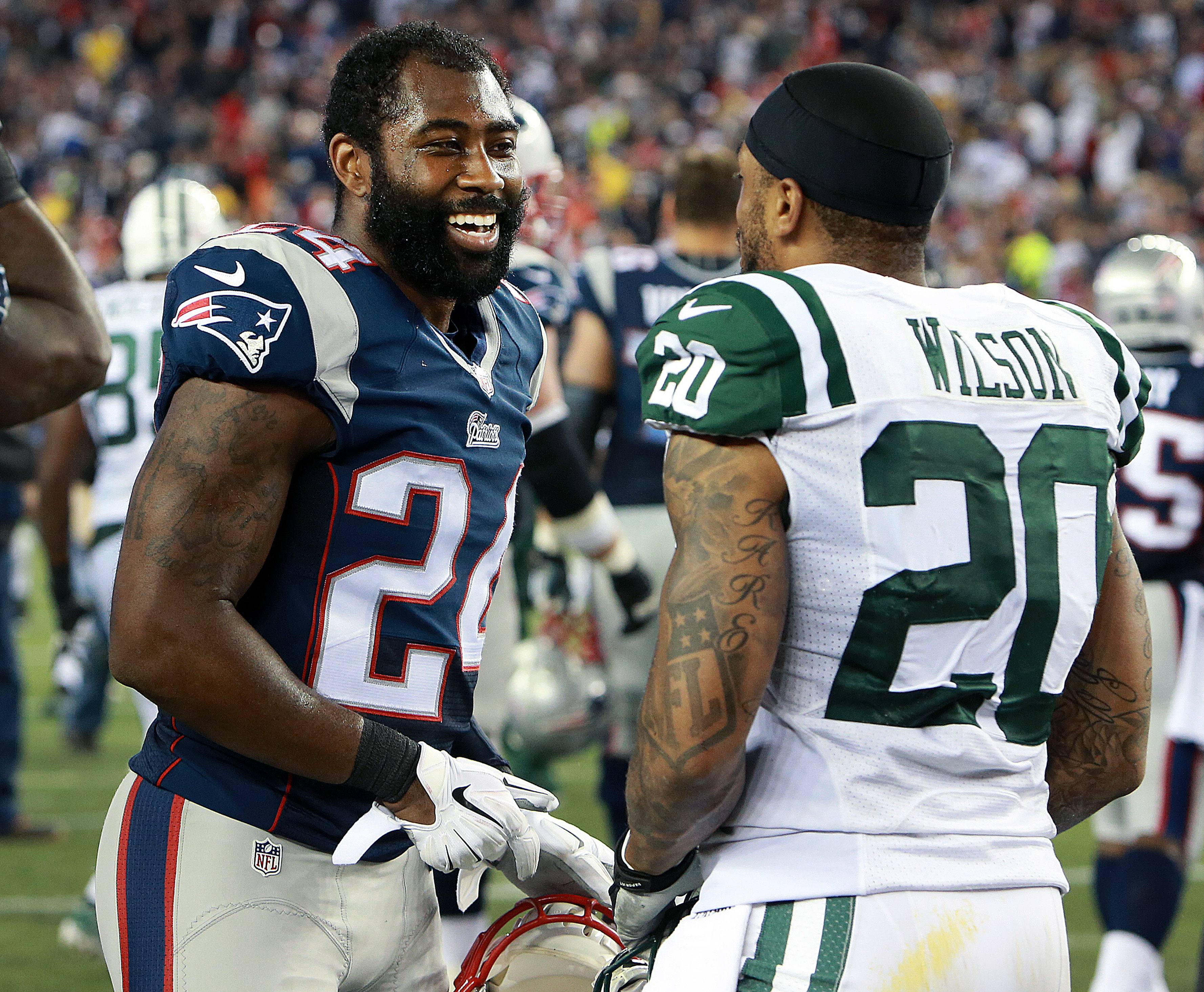 Darrelle Revis tardy excuse kept him out of practice