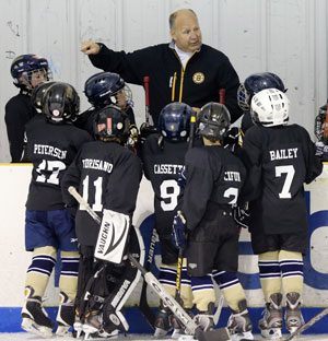 Claude Julien Leads Winthrop Youth Team To 3-2 Win