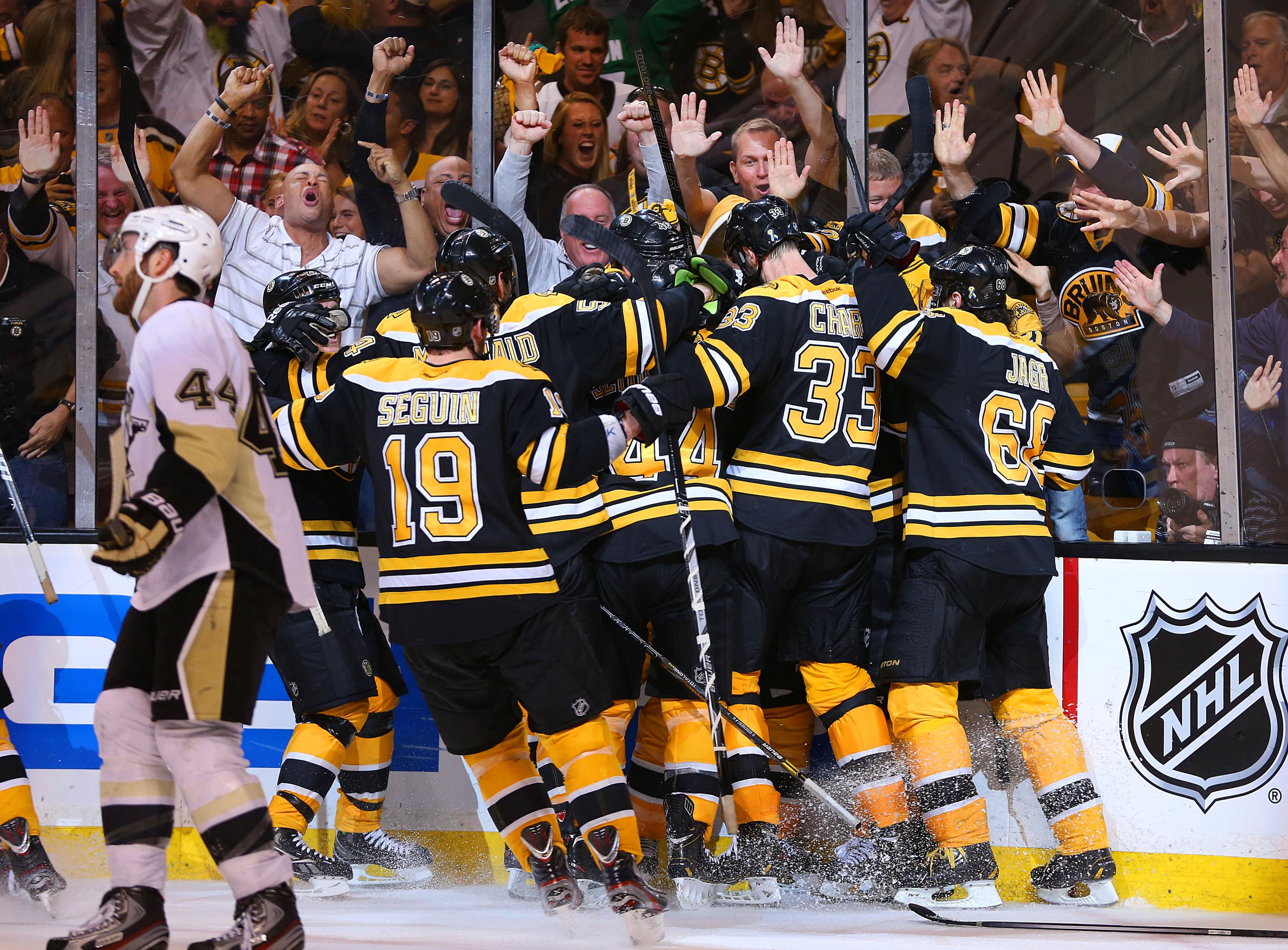 Odds stacked in Bruins' favor - bruins blog - Boston Globe ...Bruins Hockey