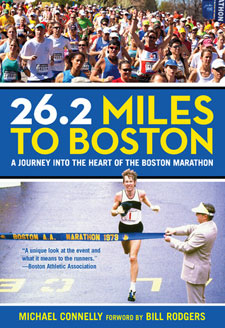 26.2 miles to Boston