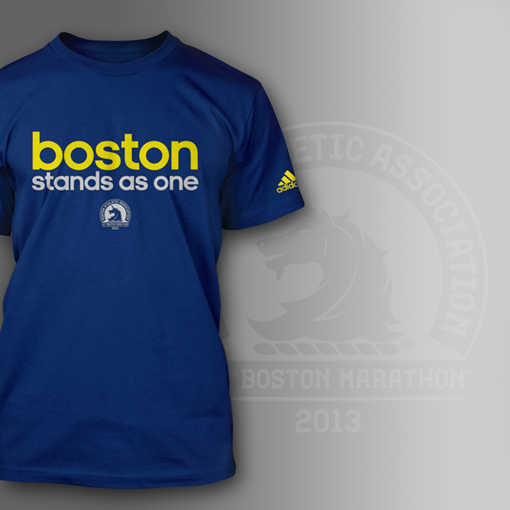 Adidas to donate proceeds from  Boston stands as one  T-shirt sales e275cae1b