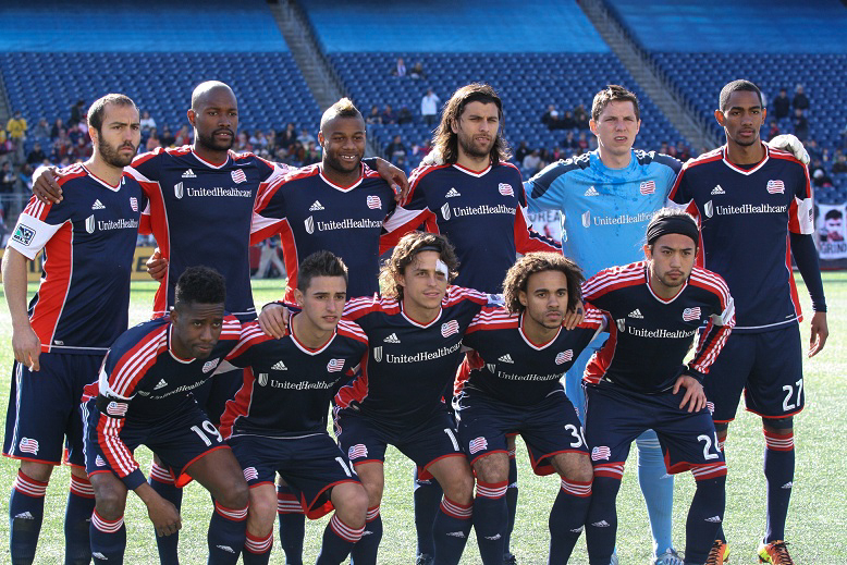 47d7ac37b48 MLS Players Union releases New England Revolution 2013 salaries ...