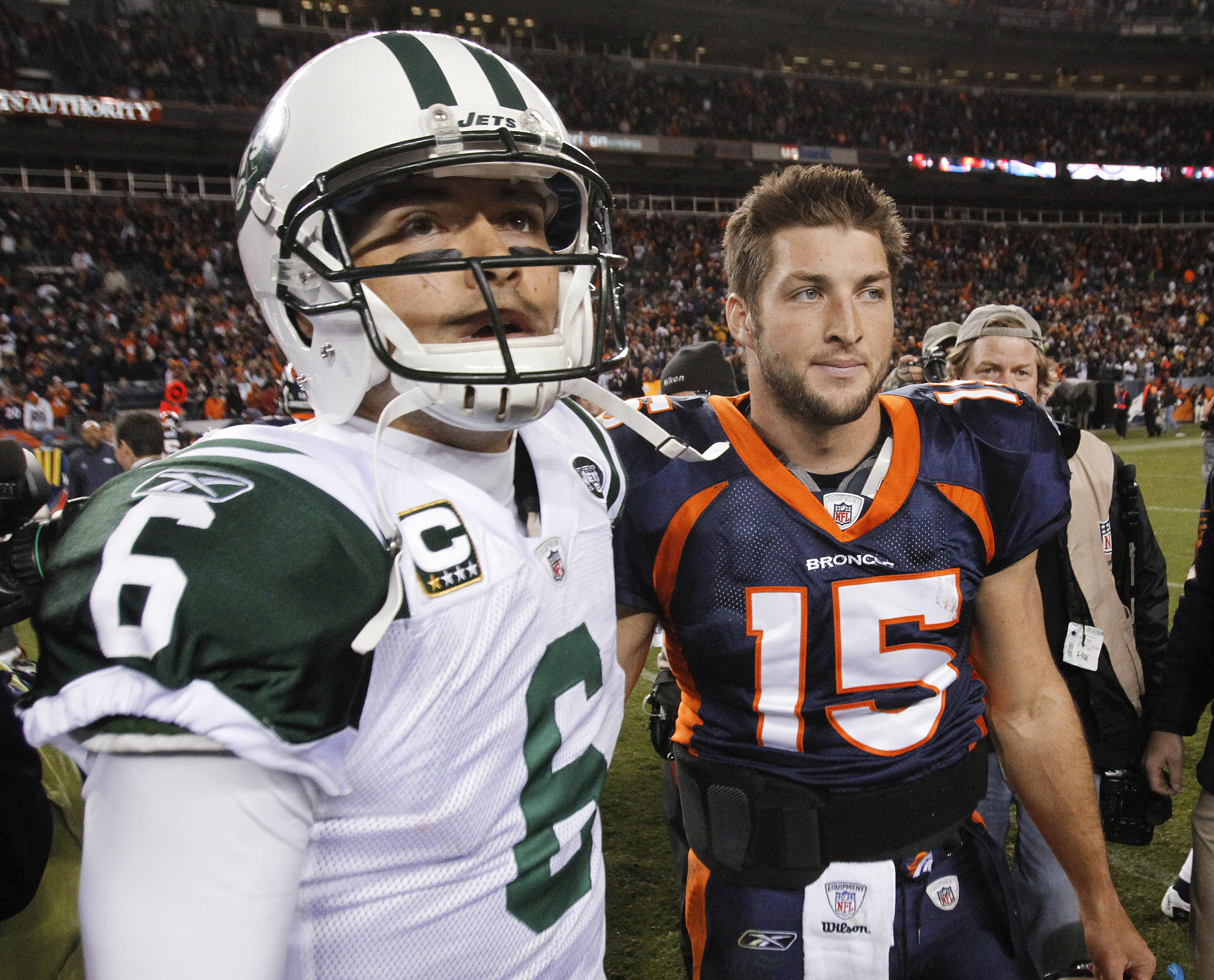Tim Tebow trade to Jets had to happen