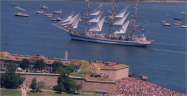Where To Watch The Tall Ships In Boston Go To It Events Around - Boston tall ship cruise