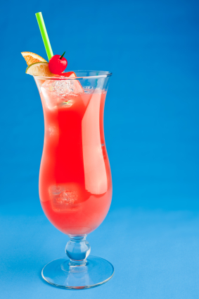 Make a delicious Hurricane cocktail with this classic recipe.