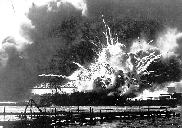 An analysis of pearl harbor in oahu hawaii bombed by the japanese