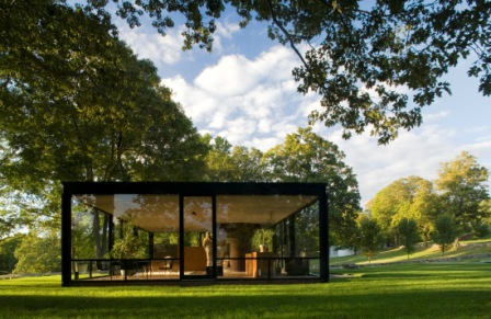 Itâ€s never too early to plan for next year especially if a tour of the philip johnson glass house in connecticut is on your wish list