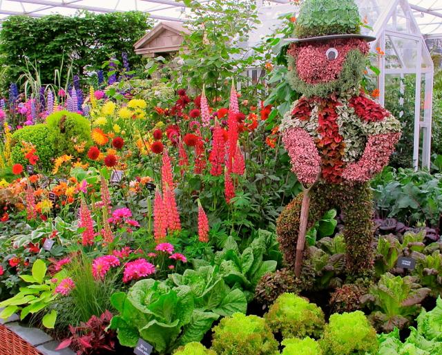 Winter Weary Plan A British Garden Holiday Globe