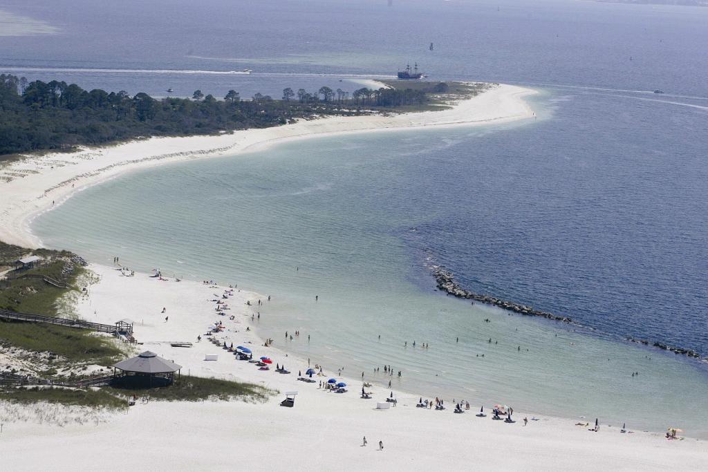 How Far Is Venice Fl From Panama City Beach Fl