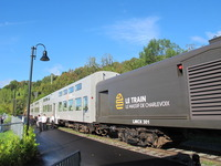 Charlevoix excursion train.JPG