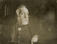 Edgar Degas self-portrait, gelatin silver printing, on view at Fondation Beyeler through Jan. 27, 2013 as part of a major exhibition of Degas' late works.  sp_f__13x10cm.jpg