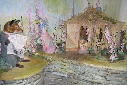 On The Trail Of Beatrix Potter Globe Trotting The