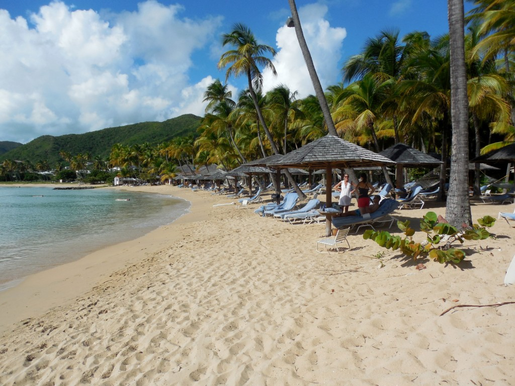 Old-school family feel at Curtain Bluff - Globe-trotting - The ...