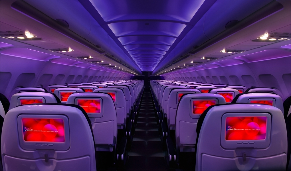 virgin america photos