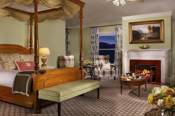 Omni Mount Washington Room 314