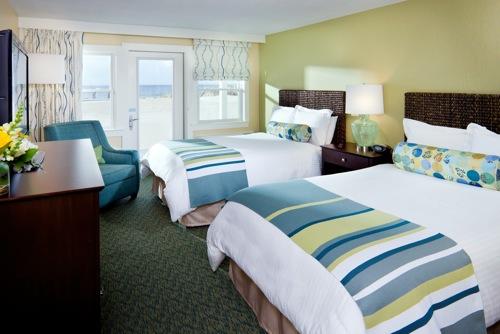 First Look Sea Crest Beach Hotel S 15 Million Makeover