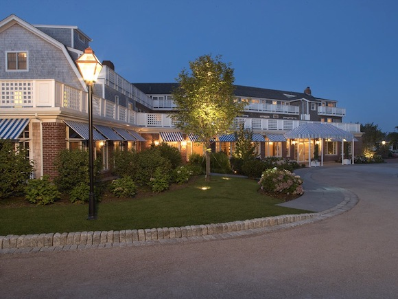 Cape Cod Hotels >> Cape Cod S Chatham Bars Inn Joins The Forbes Travel Guide Stars List