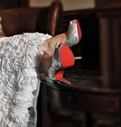292e785a4dd Hotel wedding? Mandarin Oriental fits brides with Louboutin wedding ...