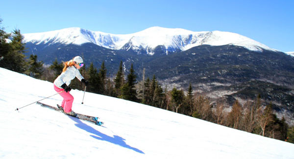 canada lier ski