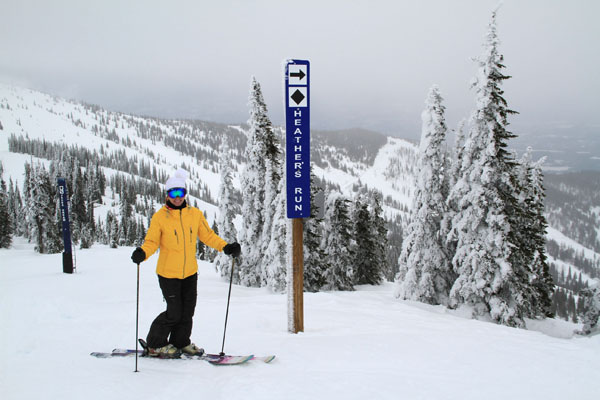 Never Skied Schweitzer? You Should Schuss Here - The Ski
