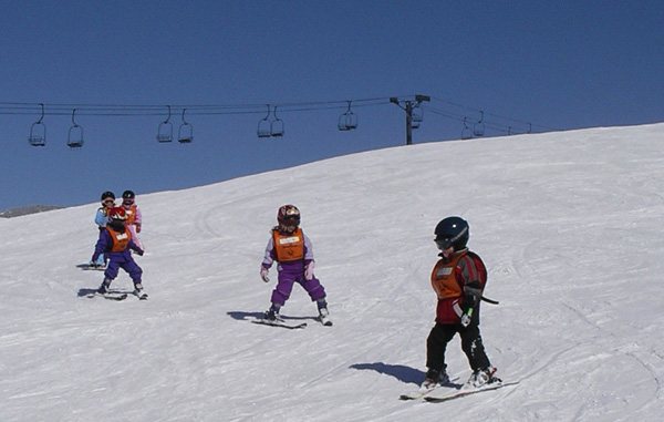 10 Tips For Teaching Your Kids To Ski And Ride The Ski Guru Blog