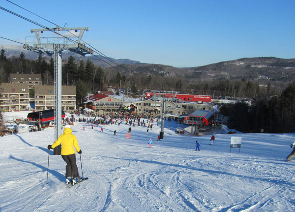 Lodging and ski & stay packages at Loon Mountain, NH. Book your NH White Mountains vacation.