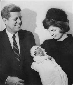 John F Kennedy Jr John John